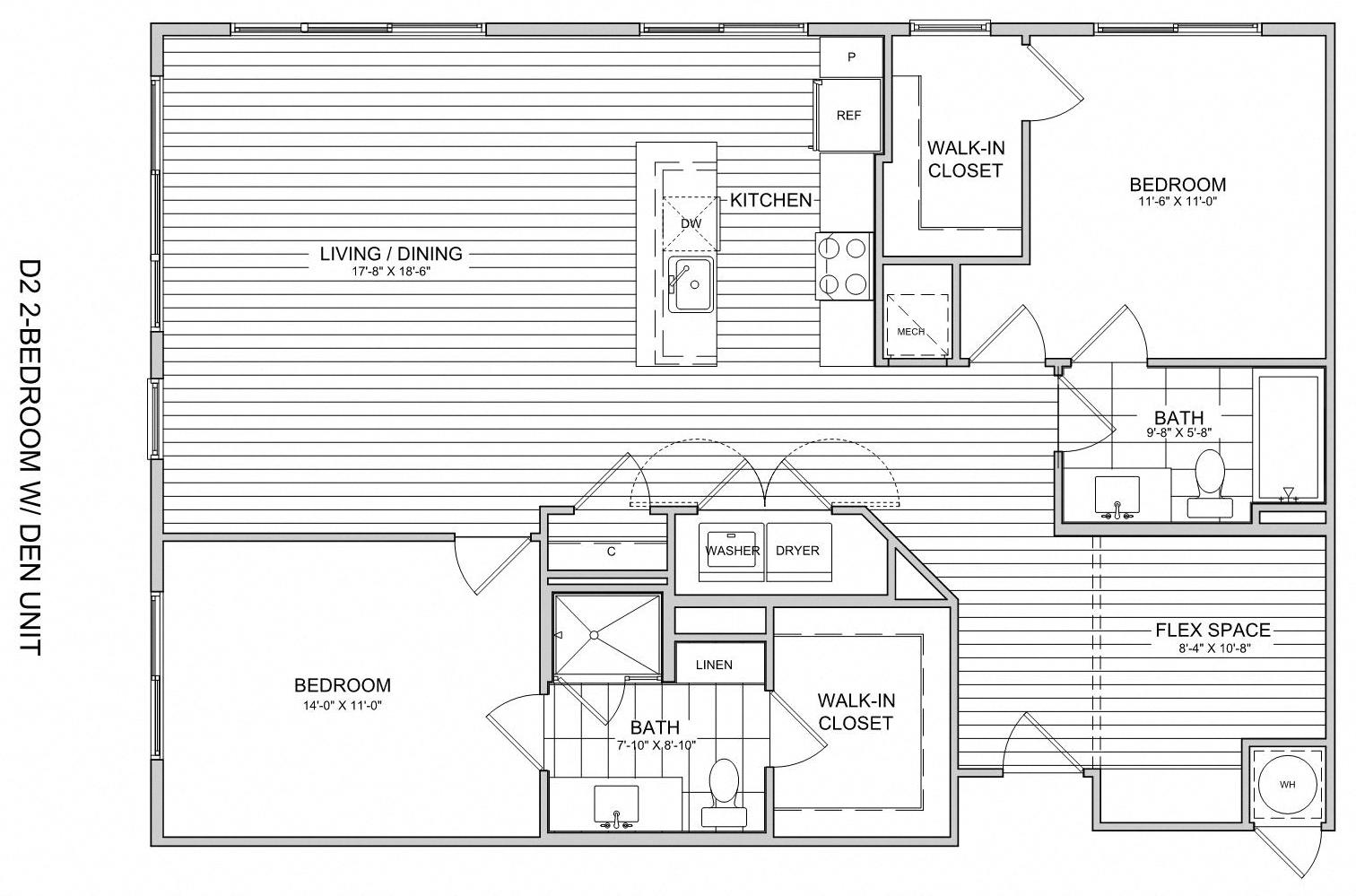 floorplan image of 319