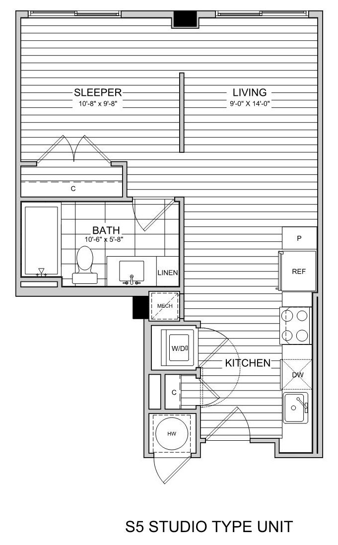 floorplan image of 124