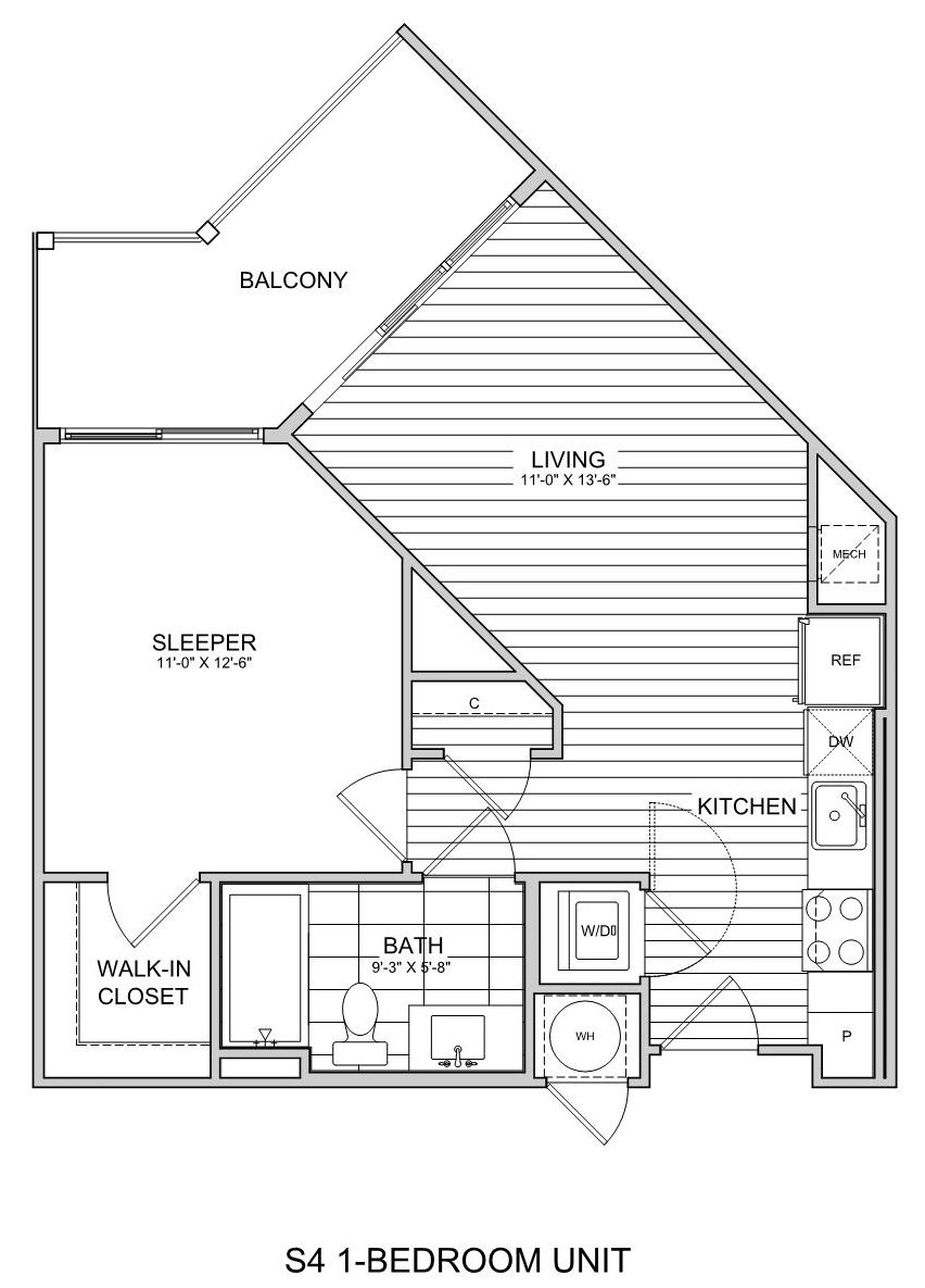 floorplan image of 457
