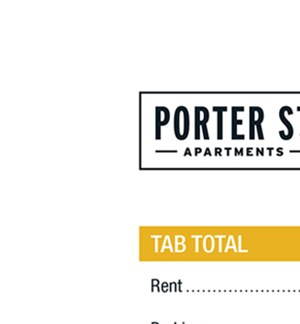 1401 Porter Street Studio-2 Beds Apartment for Rent Photo Gallery 1