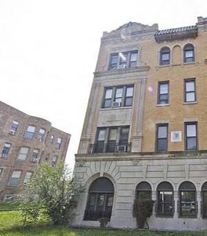 One Bedroom Apartments In Chicago South Side 6126 28 S Woodlawn Studio