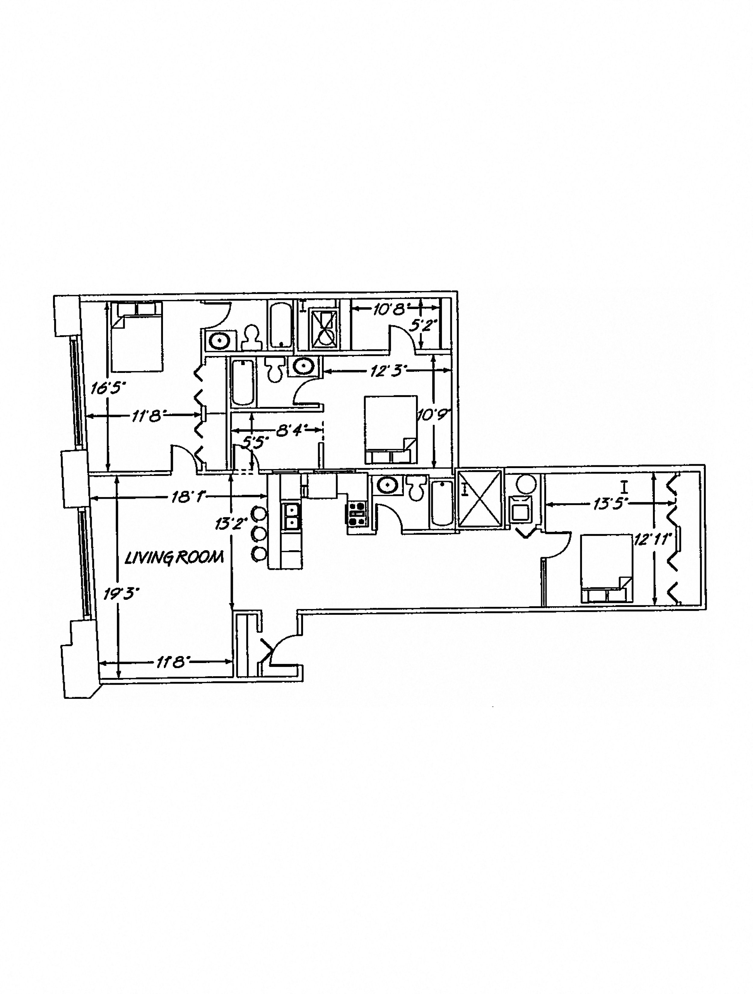 Heinz Lofts Floor Plans