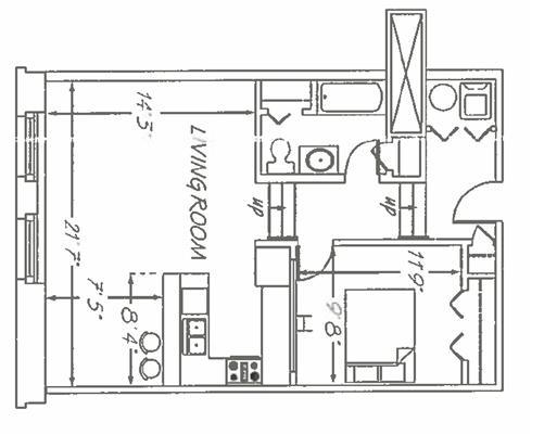 Heinz Lofts Floor Plans