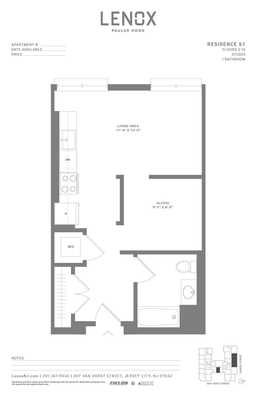 S1 2 floorplan