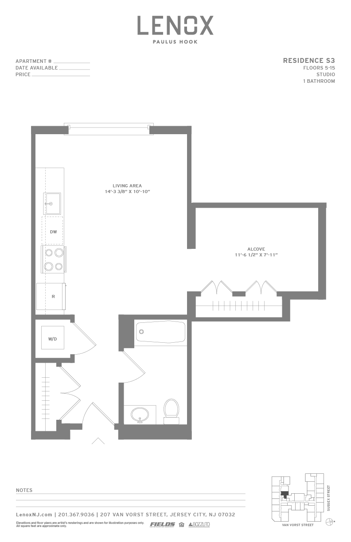 S3 2 floorplan