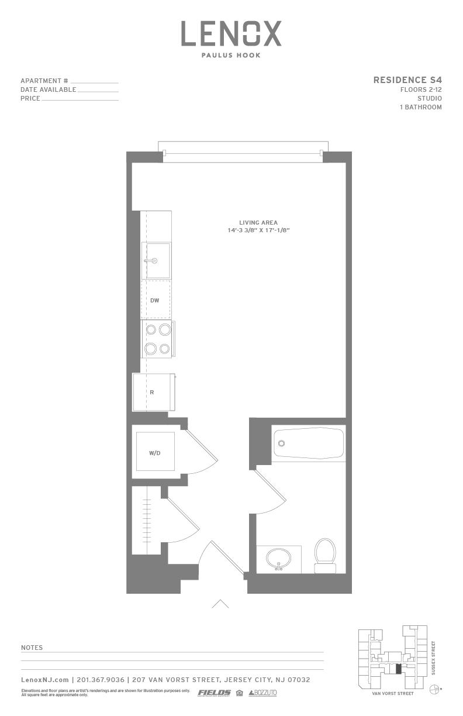 S4 2 floorplan