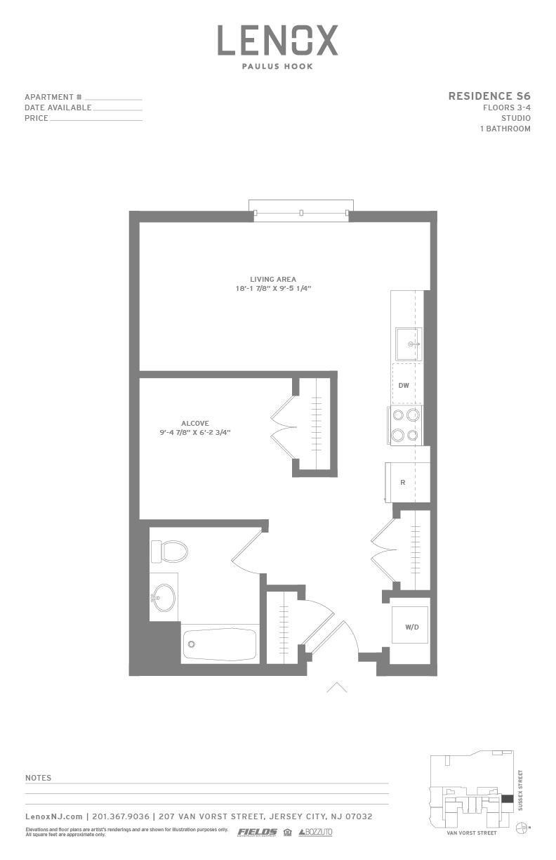 S6 2 floorplan
