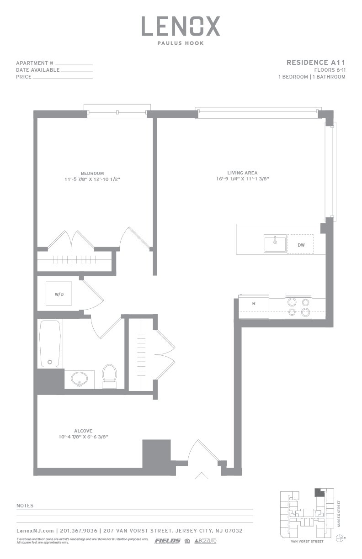 P0614246 a11 2 floorplan