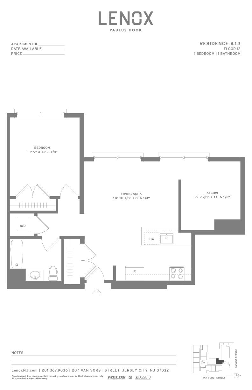 P0614246 a13 2 floorplan