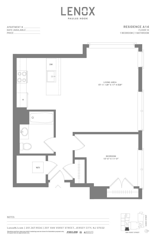 P0614246 a14 2 floorplan