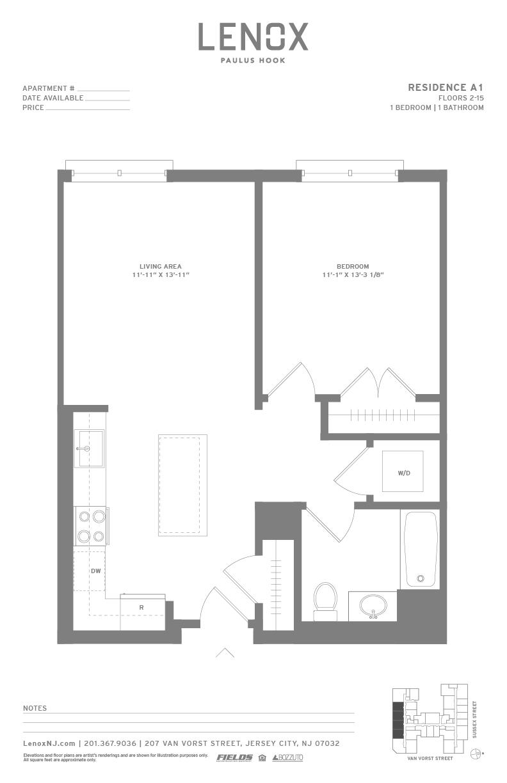 P0614246 a1 2 floorplan