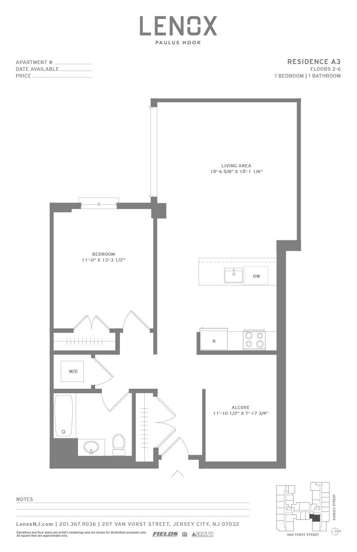 P0614246 a3 2 floorplan