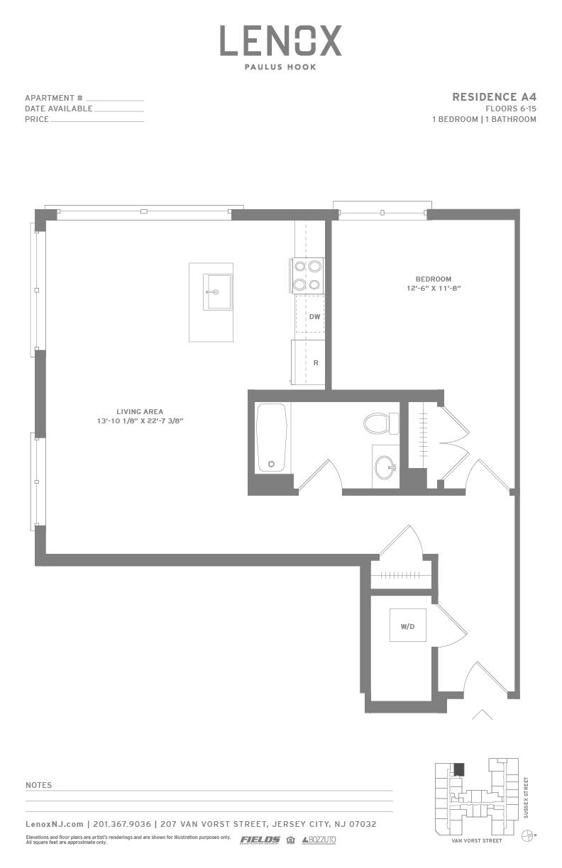 P0614246 a4 2 floorplan