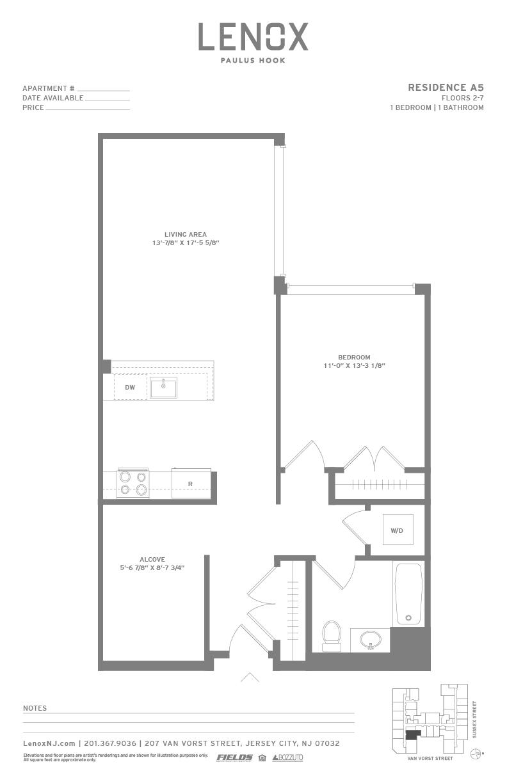P0614246 a5 2 floorplan