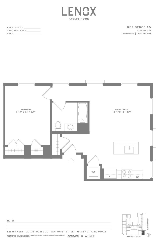 P0614246 a6 2 floorplan