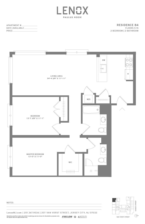 P0614246 b4 2 floorplan