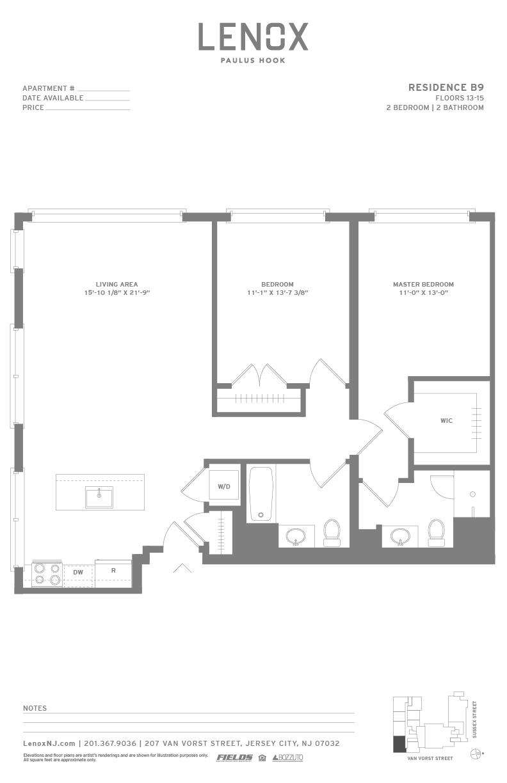P0614246 b9 2 floorplan