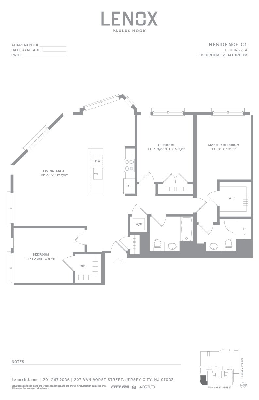 P0614246 c1 2 floorplan