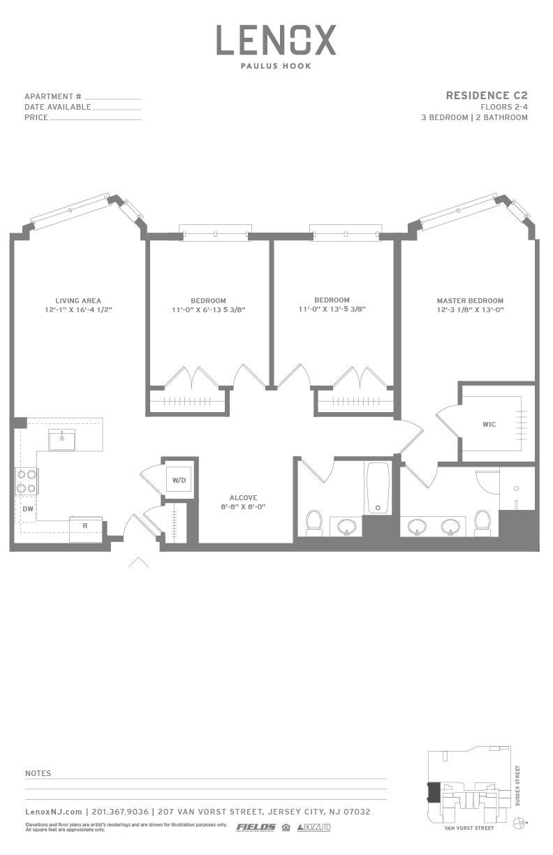 P0614246 c2 2 floorplan