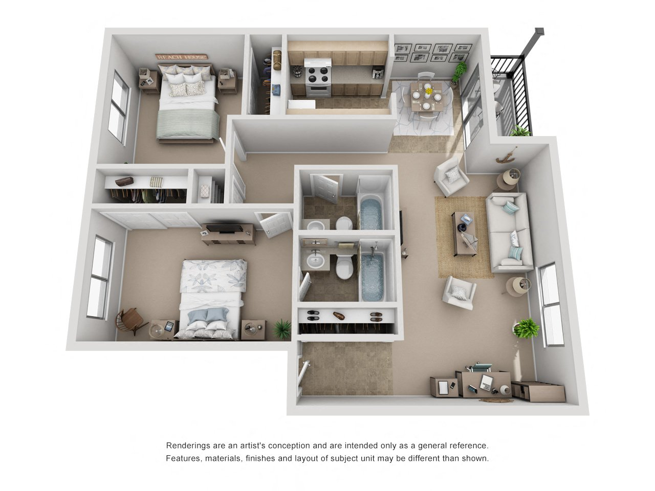 Spacious 1 2 and 3 bedroom apartments in lakewood co - One bedroom apartments lakewood co ...