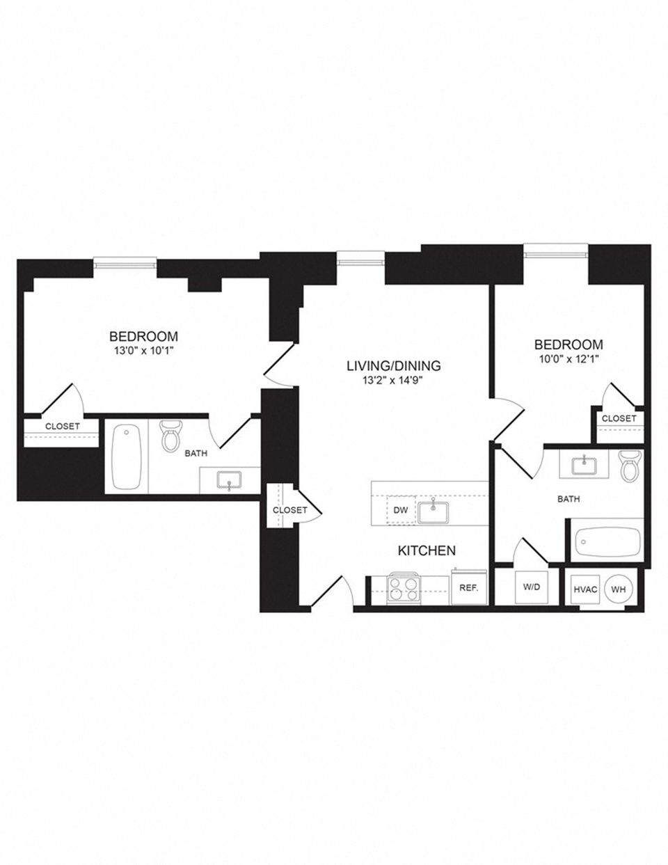 The Pepper Building Floor Plans