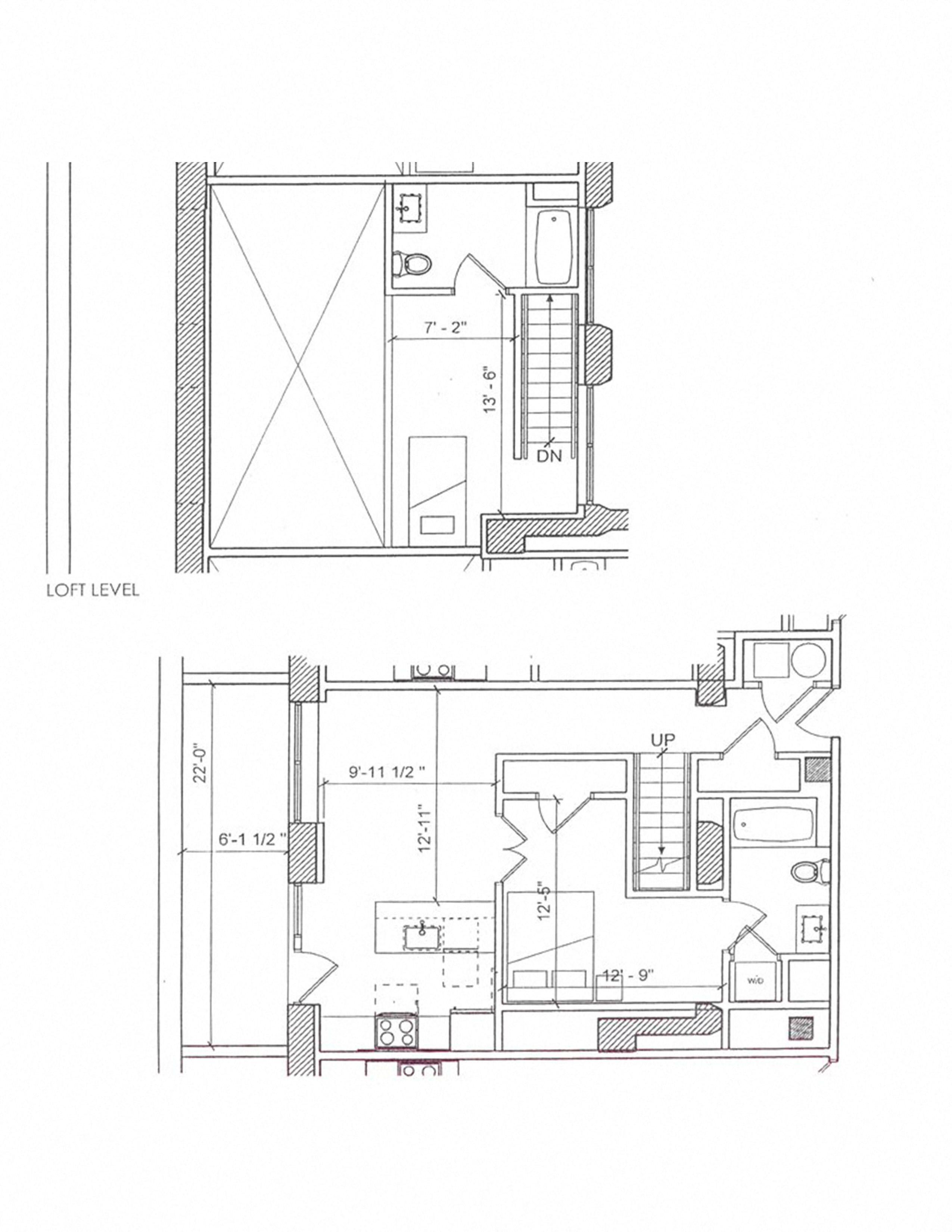 The Pepper Building Floor Plans