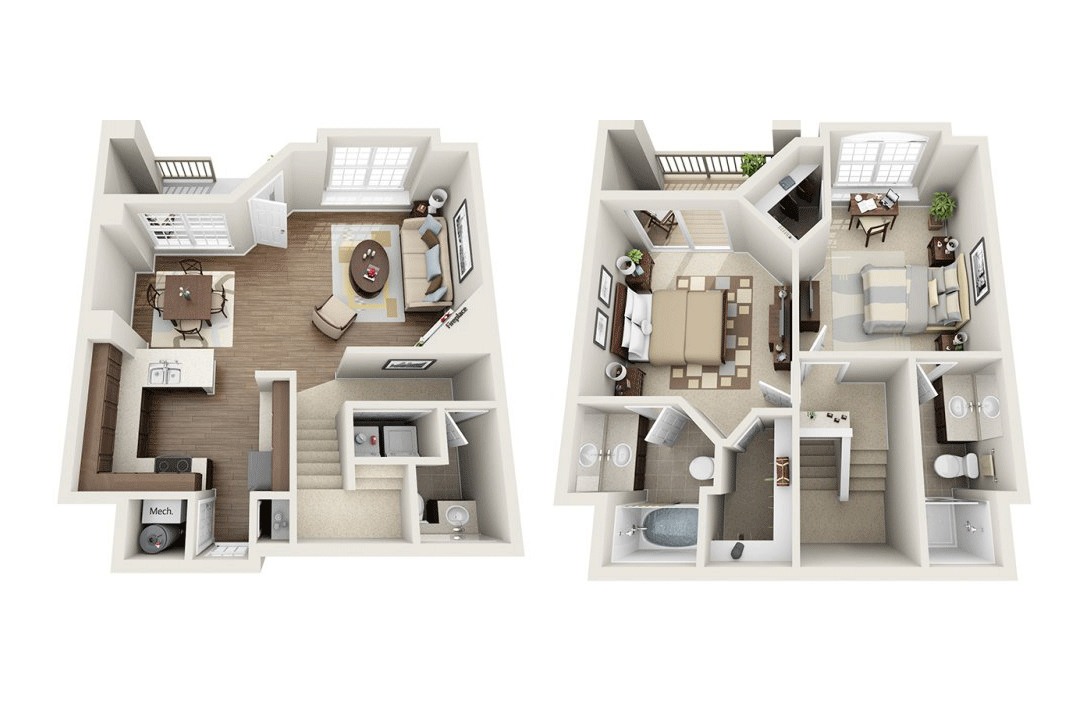 Apartment Floor Plans Isabella At Greenwood Village