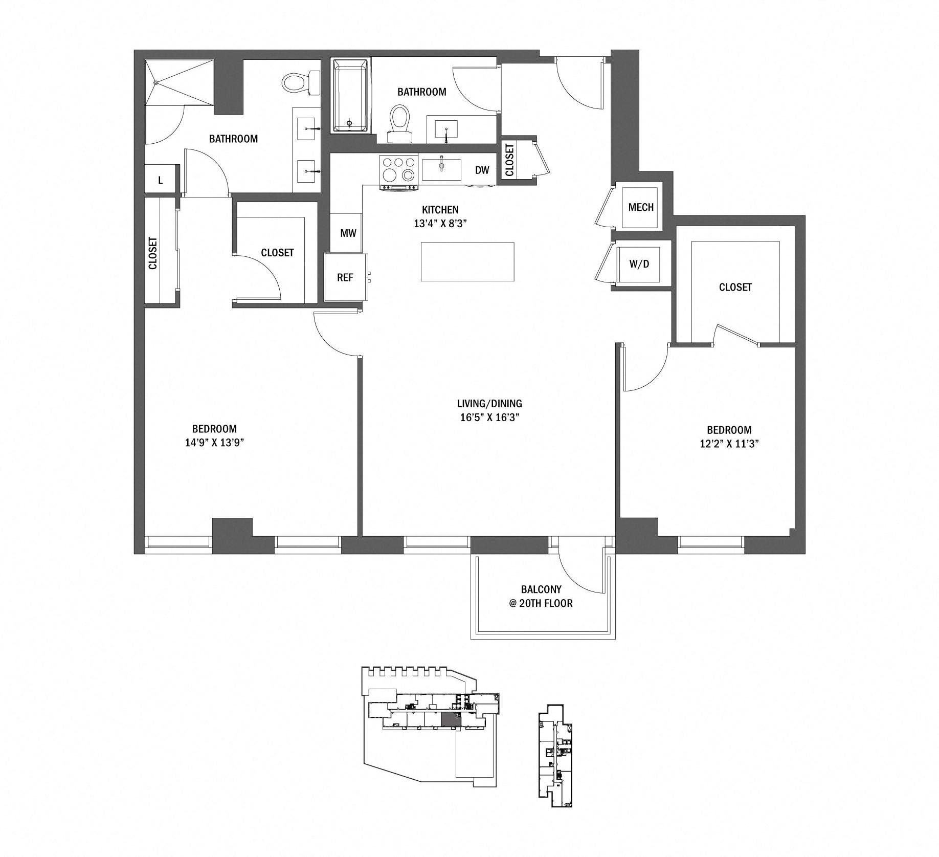 P0625338 w12 p 2 floorplan