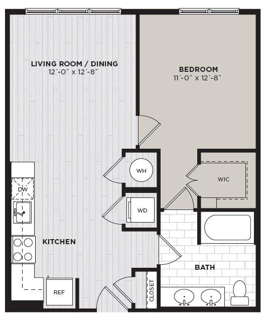 Two Bedroom Apartments Alexandria