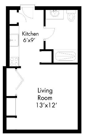 507Apartment Floor Plans