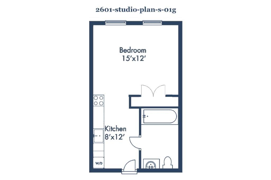 521Apartment Floor Plans