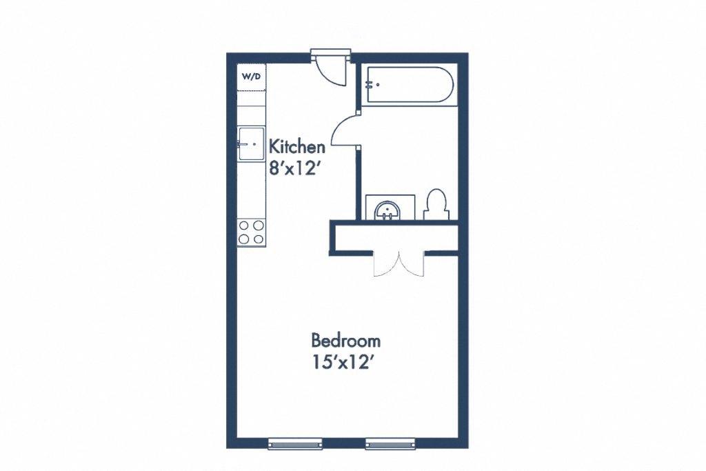 520Apartment Floor Plans