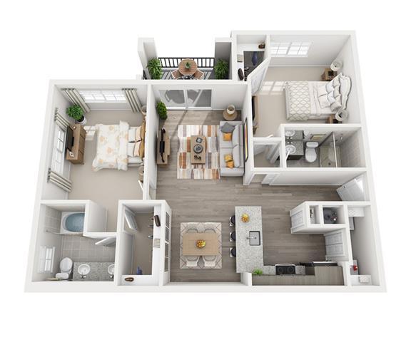 Fl hollywood parcstation p0647220 unitb1 2 floorplan