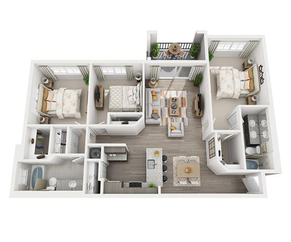 Fl hollywood parcstation p0647220 unitc1 2 floorplan