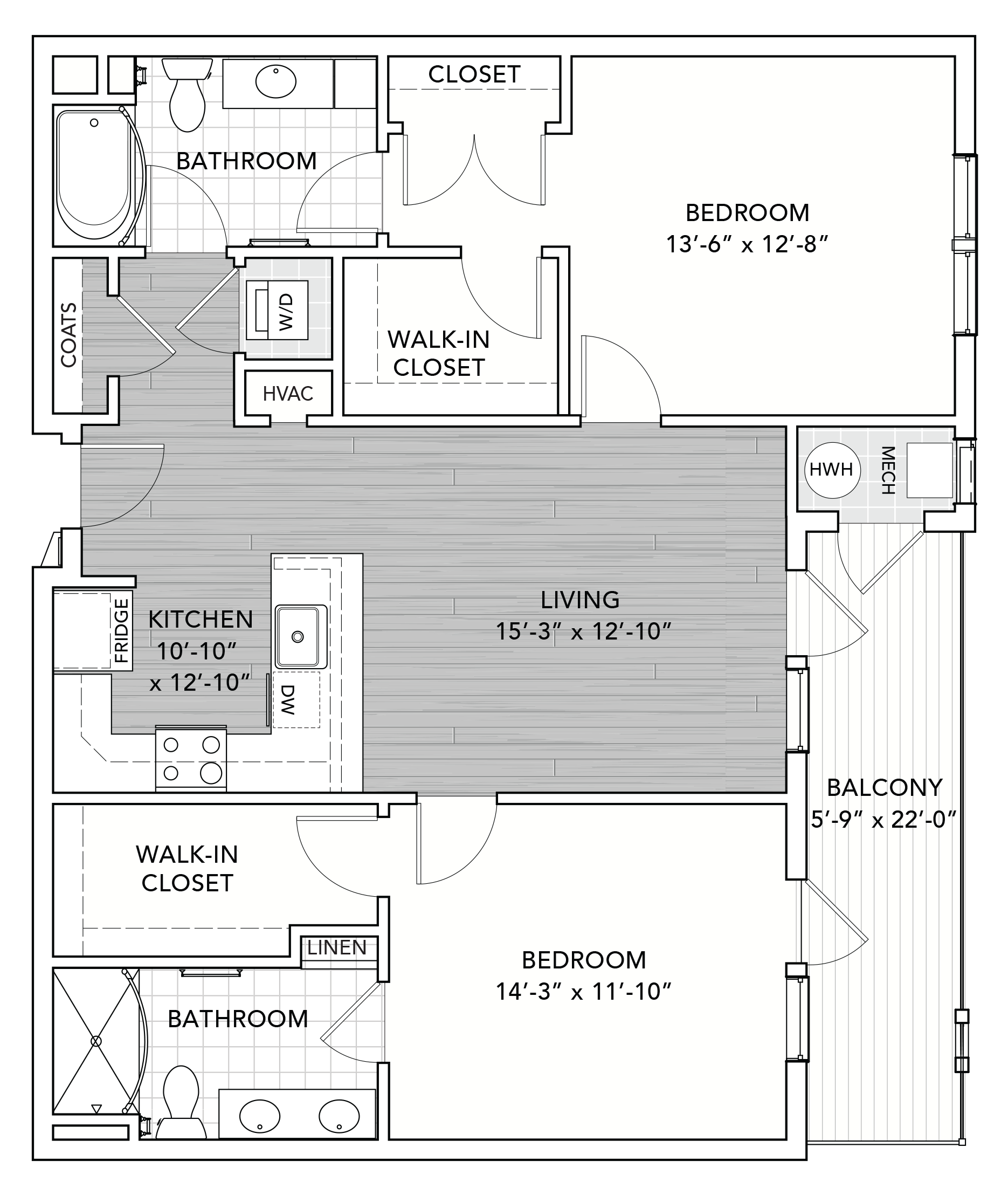 P0655013 parksquare b1 1166 2 floorplan