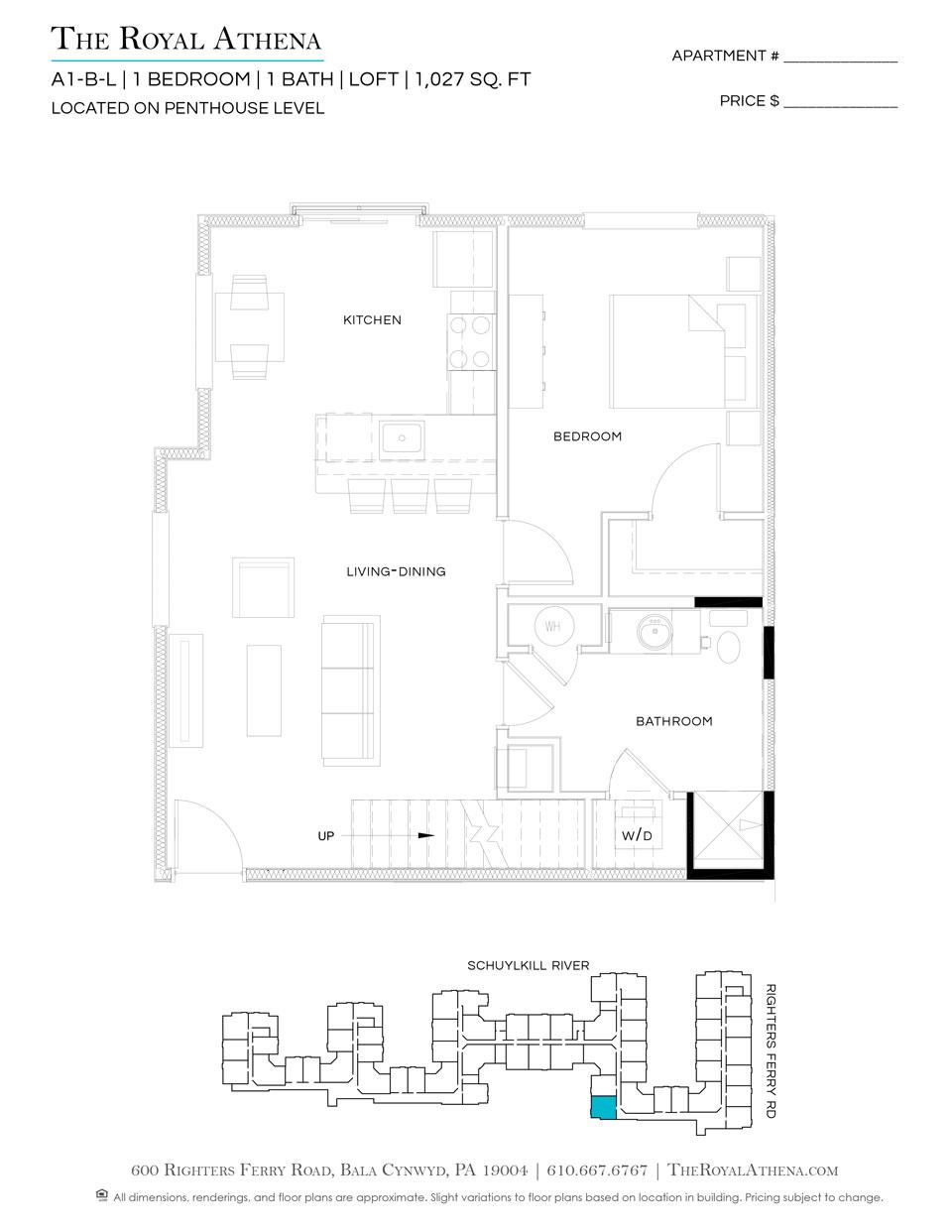 P0659218 a1 b l1 1 2 floorplan