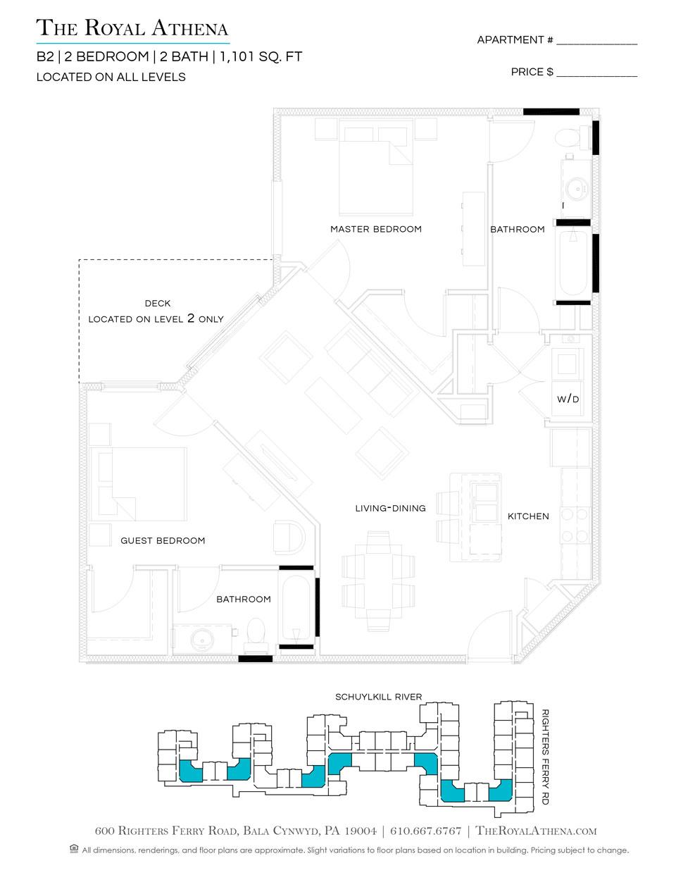 P0659218 b2 2 floorplan