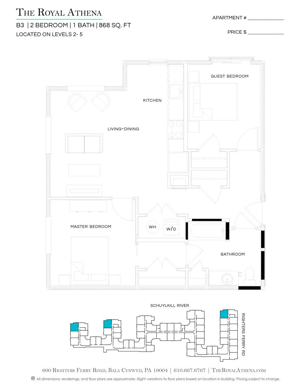 P0659218 b3 2 floorplan