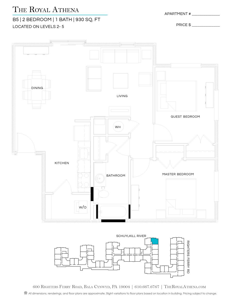 P0659218 b5 2 floorplan