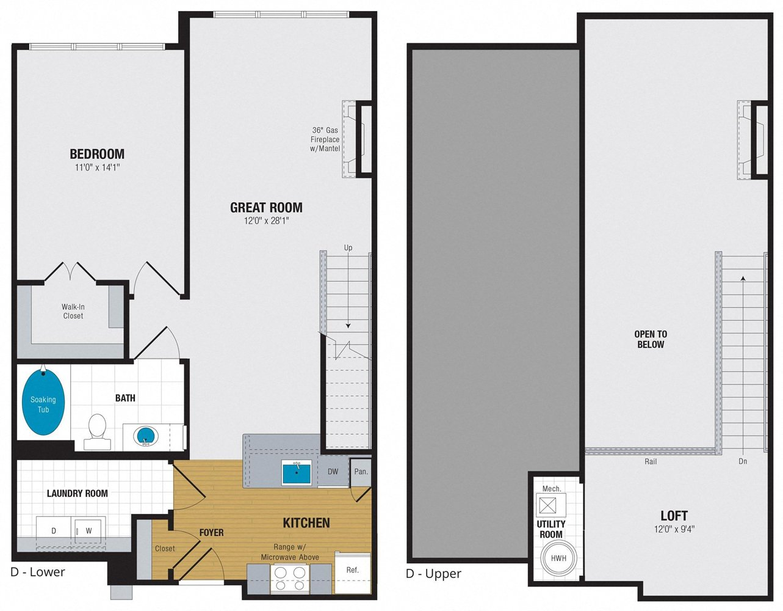 Md abingdon theenclaveatboxhill p0663789 p0653768boxhilld9632floorplan 2 floorplan