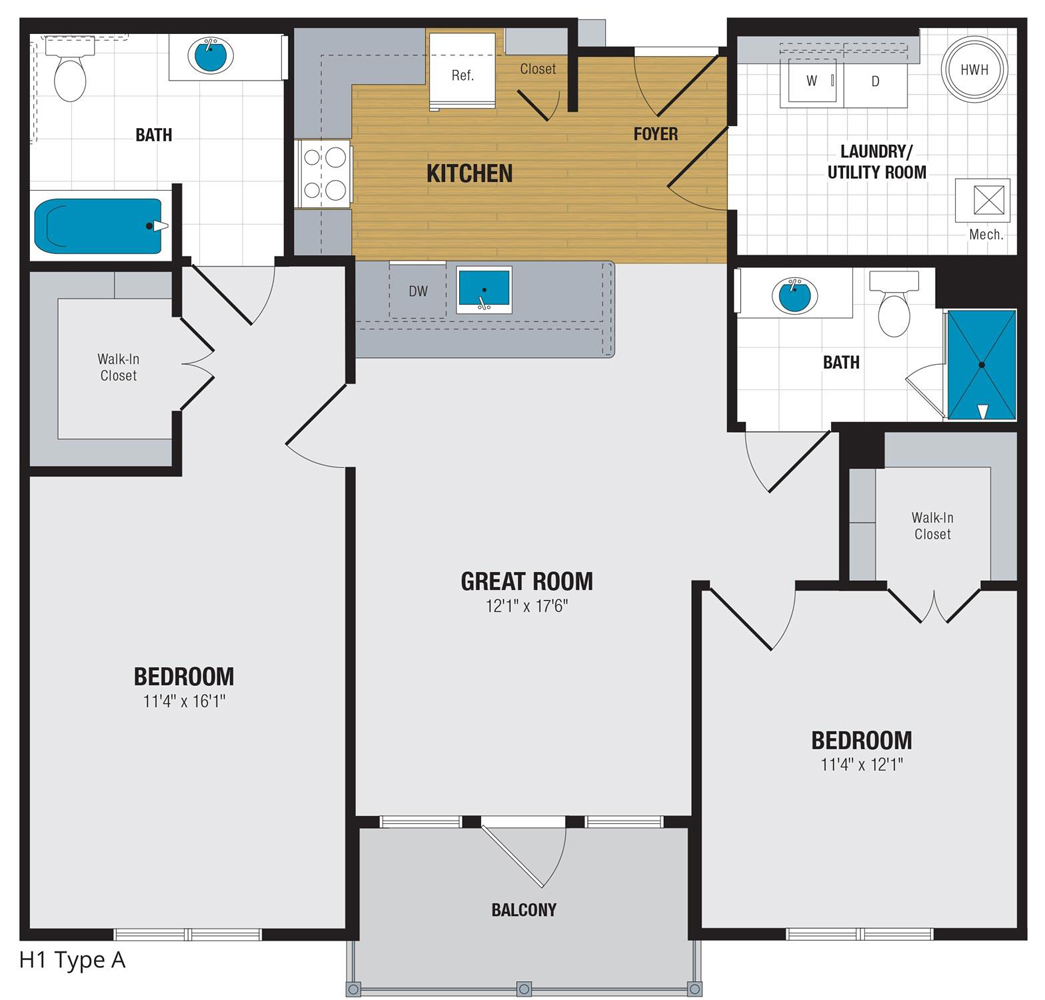 Md abingdon theenclaveatboxhill p0663789 p0653768boxhillh1typea10732floorplan 2 floorplan