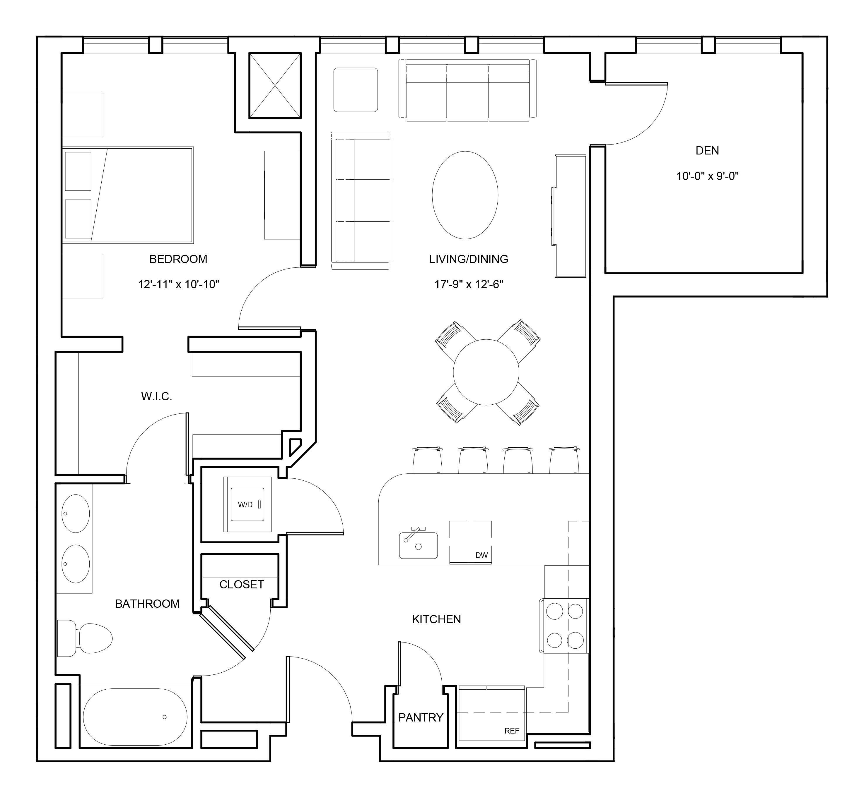 P0663804 a4d 2 floorplan
