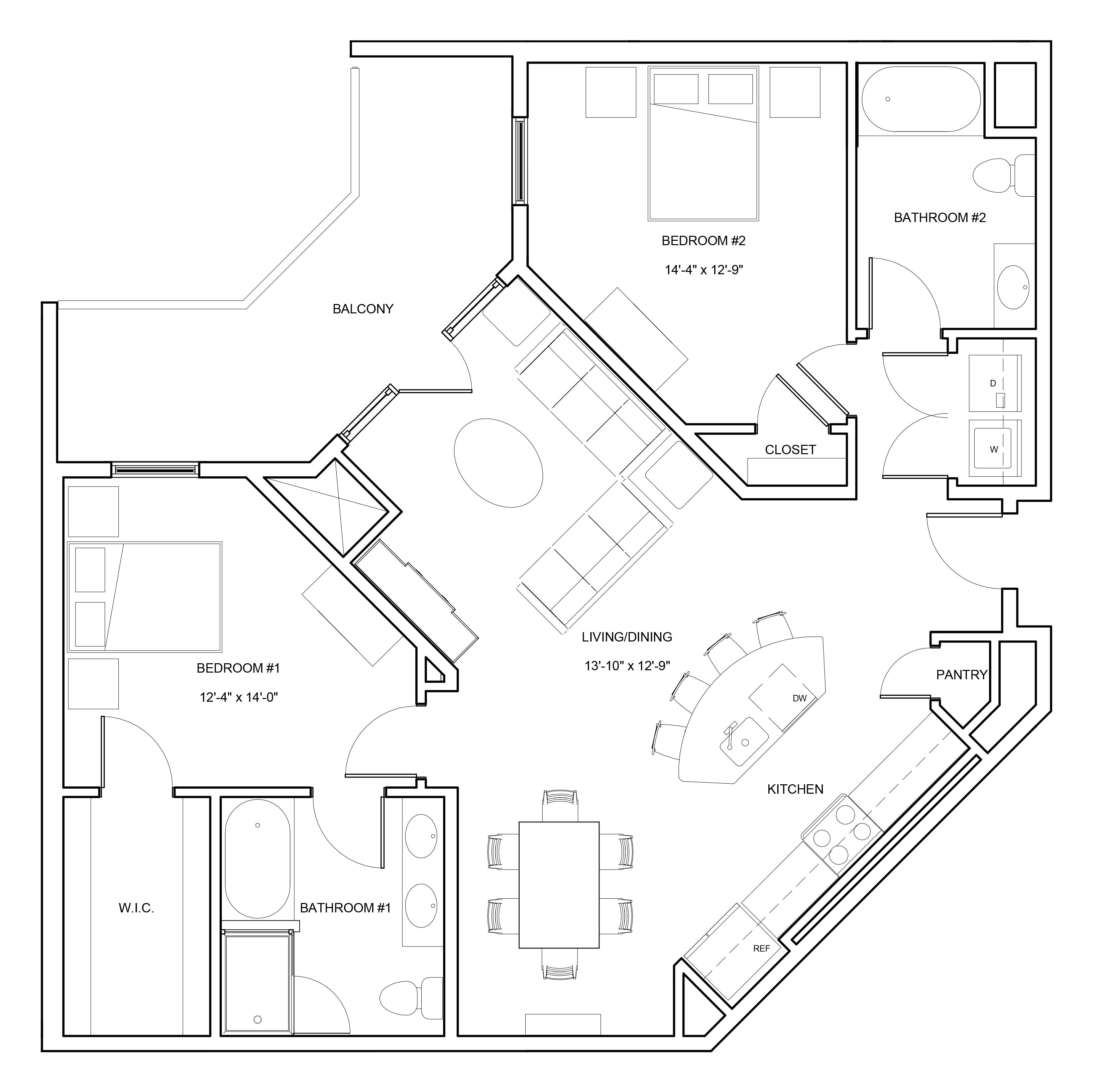 P0663804 b3b 2 floorplan