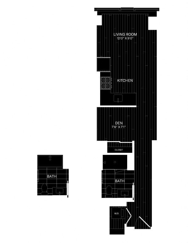 floor plan image of 0811