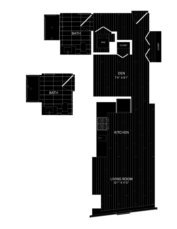 floor plan image of 2604