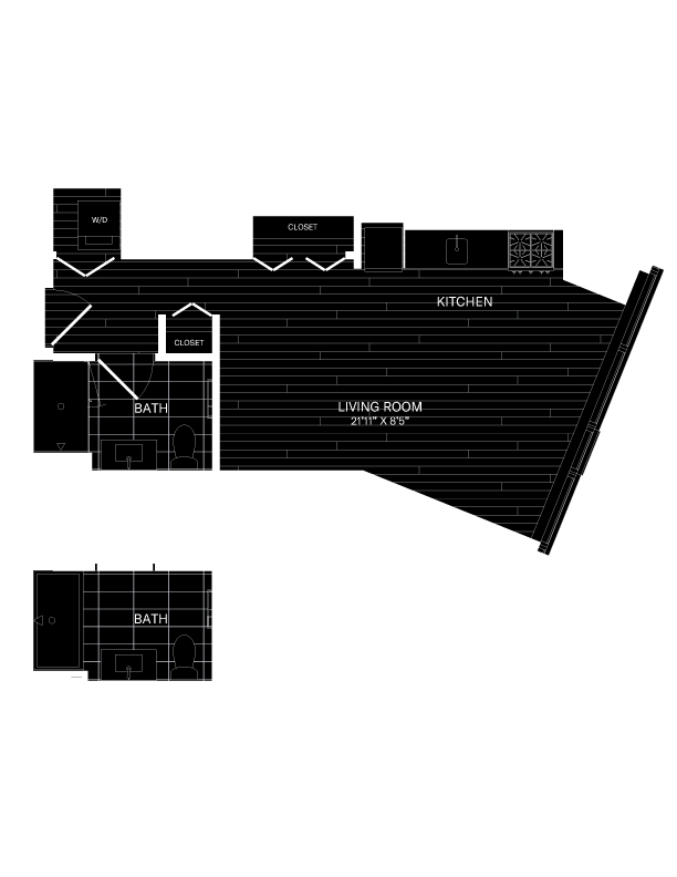 floor plan image of 2118