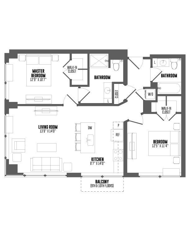 P0666450 hamilton t3ap 1012 2 floorplan