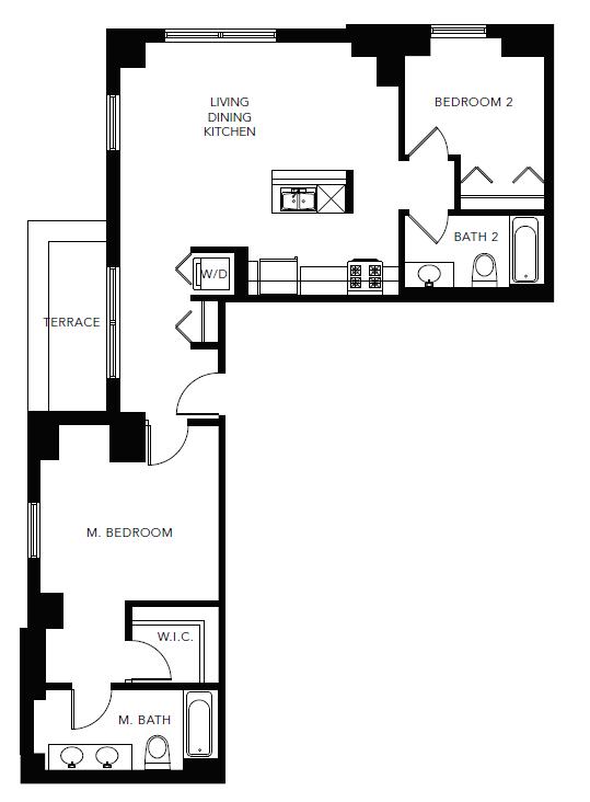 Floorplan 01D