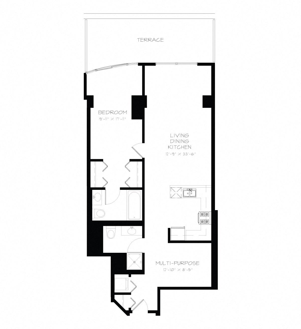 Floorplan 03B DEN