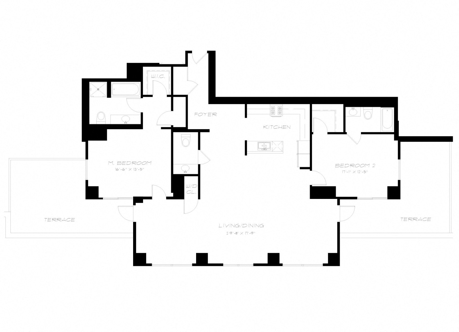 Floorplan PH - 3002
